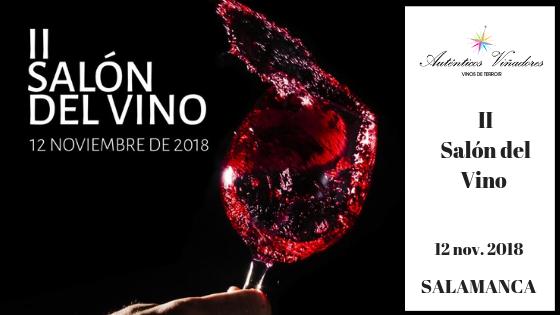 II Salón del Vino 2018 en Salamanca